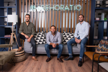 Jose Herrera, Co-Founder and CEO of Horatio